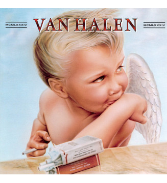 Van Halen - 1984 (LP, Album, RE, RM, 30t) mesvinyles.fr