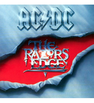AC/DC - The Razor's Edge (LP, Album, RE, RM, 180) mesvinyles.fr