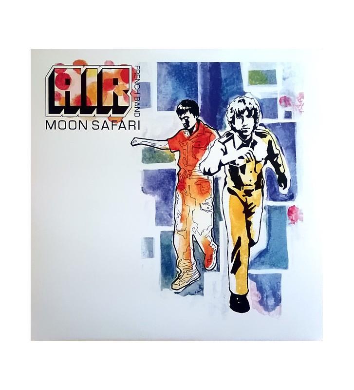 AIR French Band* - Moon Safari (LP, Album) mesvinyles.fr