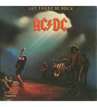 AC/DC - Let There Be Rock (LP, Album, RE, RM, 180) mesvinyles.fr