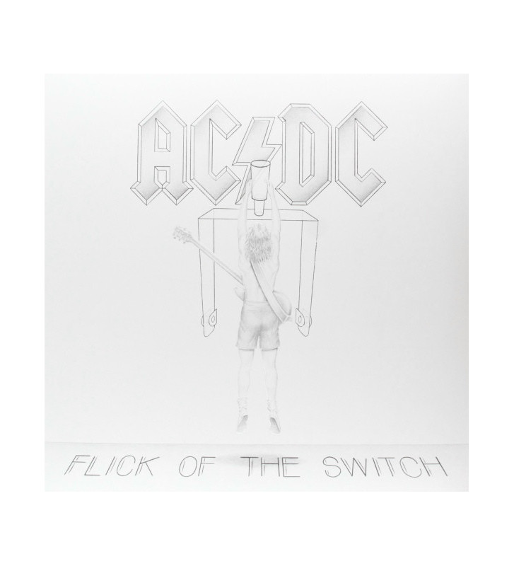 AC/DC - Flick Of The Switch (LP, Album, RE, RM) mesvinyles.fr