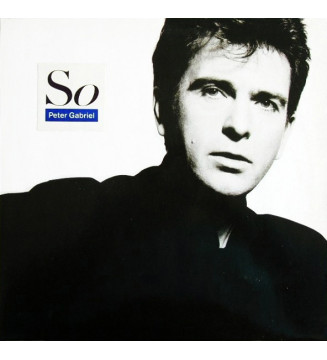 Peter Gabriel - So (LP, Album) mesvinyles.fr
