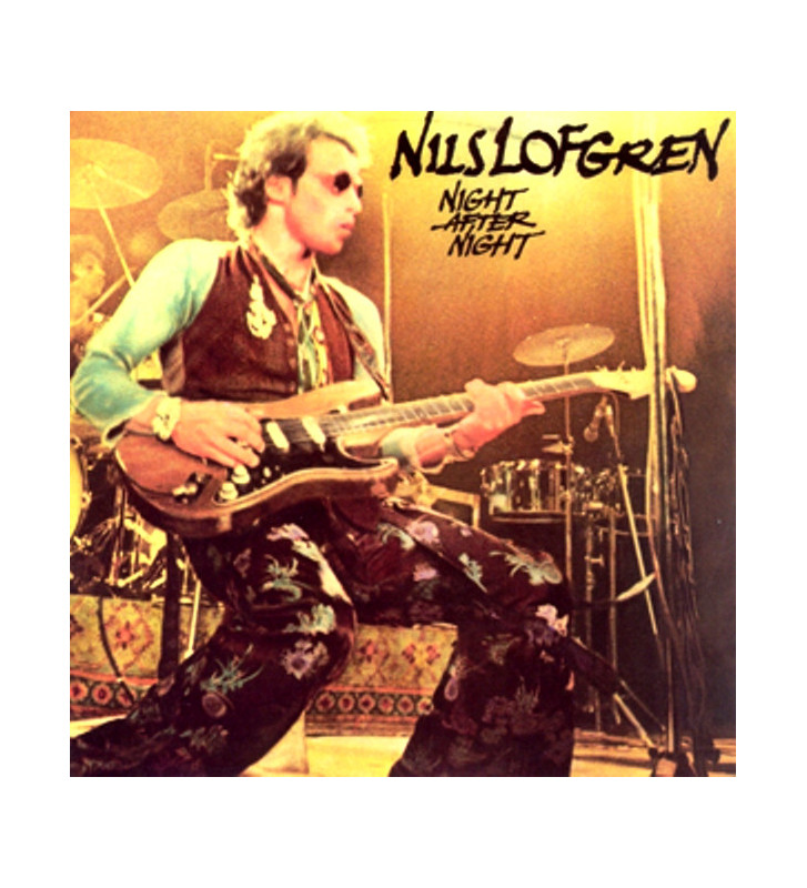 Nils Lofgren - Night After Night (2xLP, Album, Gat) mesvinyles.fr