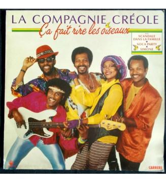 La Compagnie Créole - Ca Fait Rire Les Oiseaux (LP, Album)