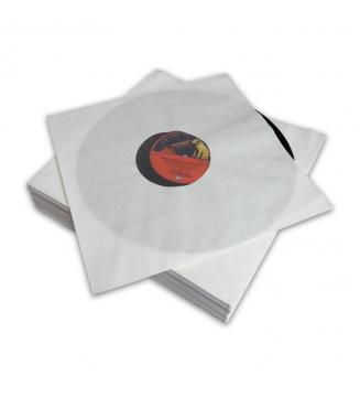 20 Sous-pochettes papier doublées vinyle 33T Deluxe mesvinyles.fr