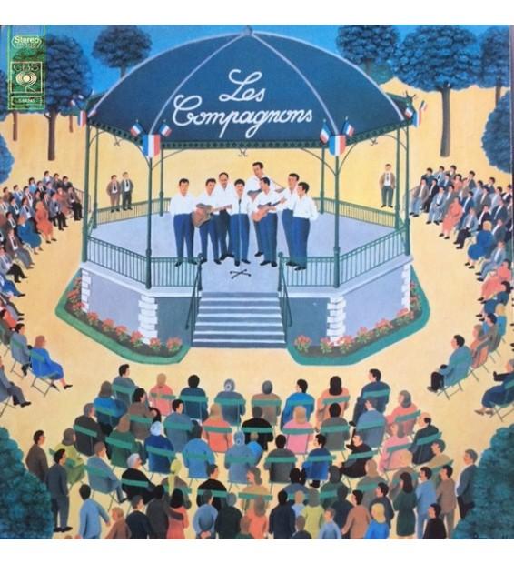 Les Compagnons De La Chanson - Les Compagnons (LP, Album, Gat)