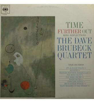 The Dave Brubeck Quartet - Time Further Out (Miro Reflections) (LP, Album) mesvinyles.fr