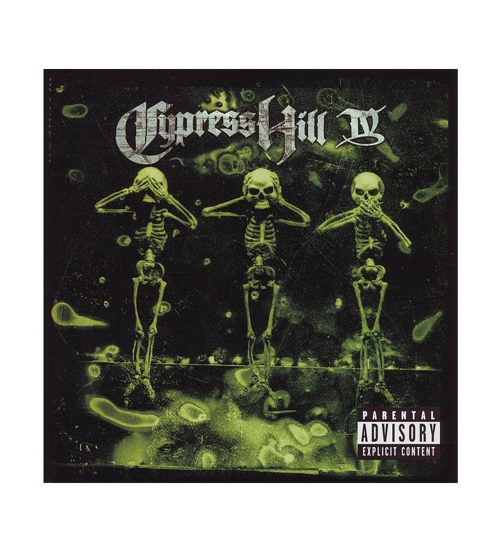 Cypress Hill - IV (2xLP, Album, RE, 180) mesvinyles.fr