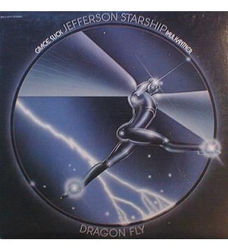 Jefferson Starship - Dragon Fly (LP, Album) mesvinyles.fr
