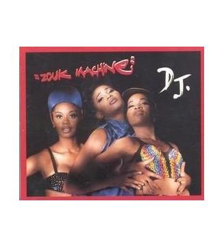 "Zouk Machine - D.J. (12"", Maxi) mesvinyles.fr"