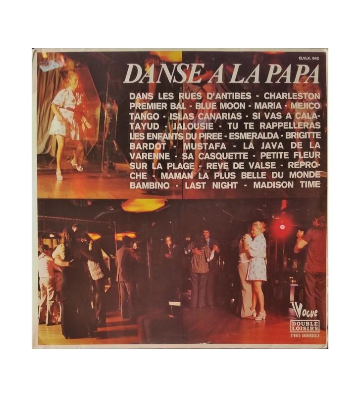 Various - Danse A La Papa (2xLP, Comp) mesvinyles.fr