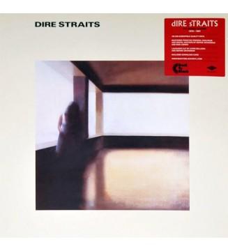 Dire Straits - Dire Straits (LP, Album, RE, RM, 180) mesvinyles.fr