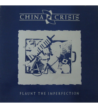 China Crisis - Flaunt The Imperfection (LP) mesvinyles.fr