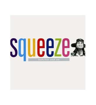 Squeeze (2) - Babylon And On (LP, Album) mesvinyles.fr
