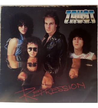 Trust (2) - Repression (LP, Album)