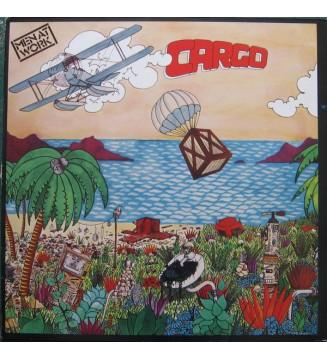 Men At Work - Cargo (LP, Album) mesvinyles.fr