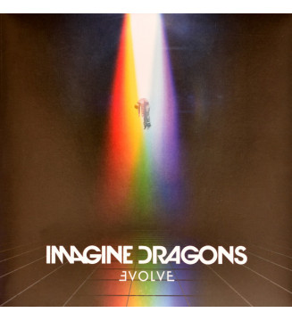 Imagine Dragons - Evolve (LP, Album, Gat)