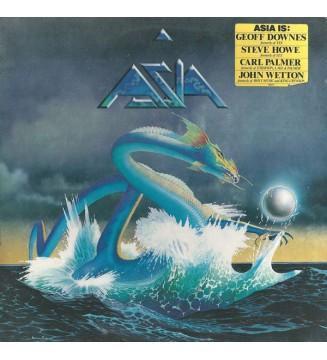 Asia (2) - Asia (LP, Album) mesvinyles.fr