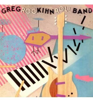 Greg Kihn Band - Rockihnroll (LP, Album) mesvinyles.fr