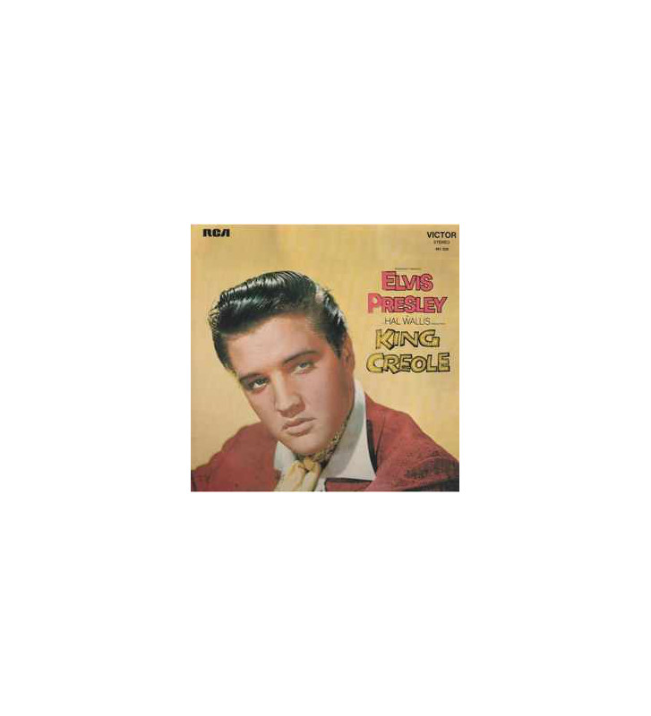 Elvis Presley - King Creole (LP, Album) mesvinyles.fr