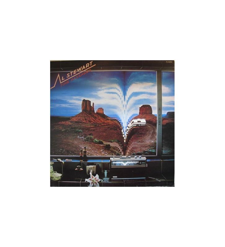 Al Stewart - Time Passages (LP, Album, Gat) mesvinyles.fr