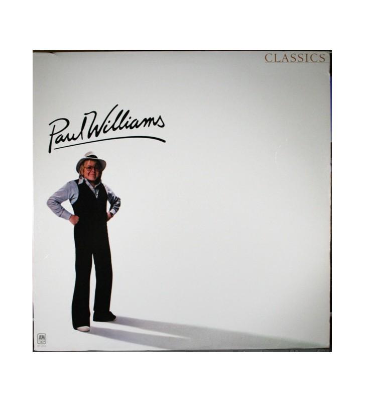 Paul Williams (2) - Classics (LP, Comp) mesvinyles.fr