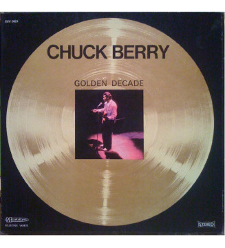 Chuck Berry - Golden Decade (6xLP + Box, Comp)