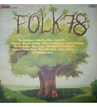 Various - Folk ´78 (2xLP, Comp)