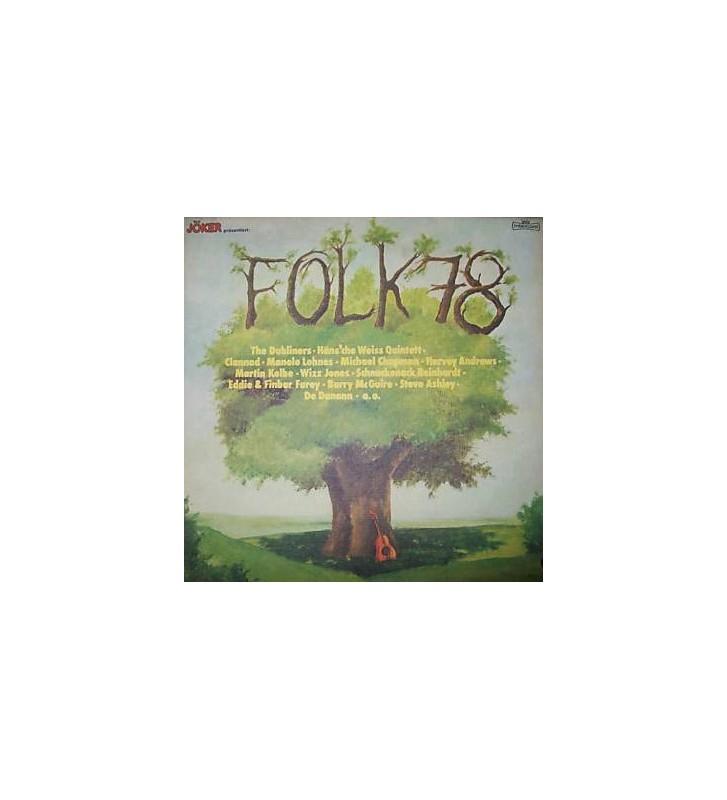 Various - Folk ´78 (2xLP, Comp) mesvinyles.fr