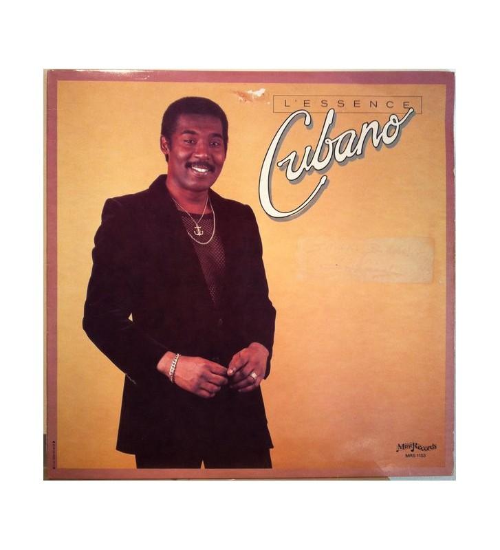 Cubano (2)* - L'Essence (LP) mesvinyles.fr