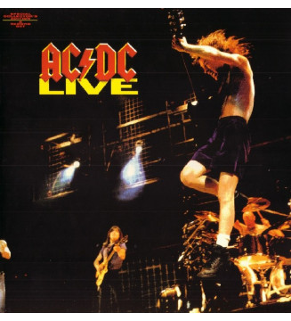 AC/DC - Live (2xLP, RM, RP, 180) mesvinyles.fr