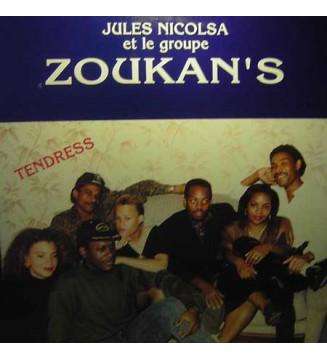 Jules Nicolsa Et Le Groupe Zoukan's - Tendress (LP, Album) mesvinyles.fr