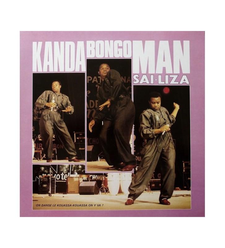 Kanda Bongo Man - Sai-Liza (LP) mesvinyles.fr