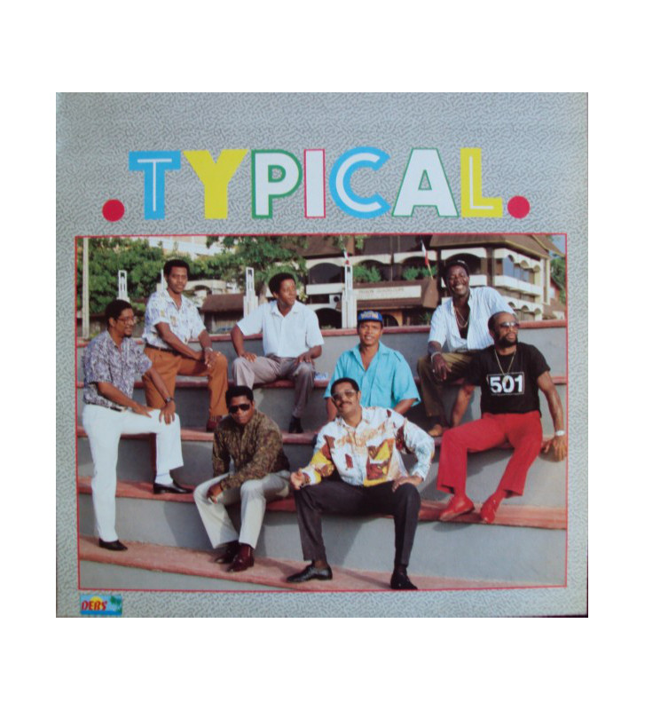 Typical* - O La Dyab Nou Ke Mo (LP) mesvinyles.fr