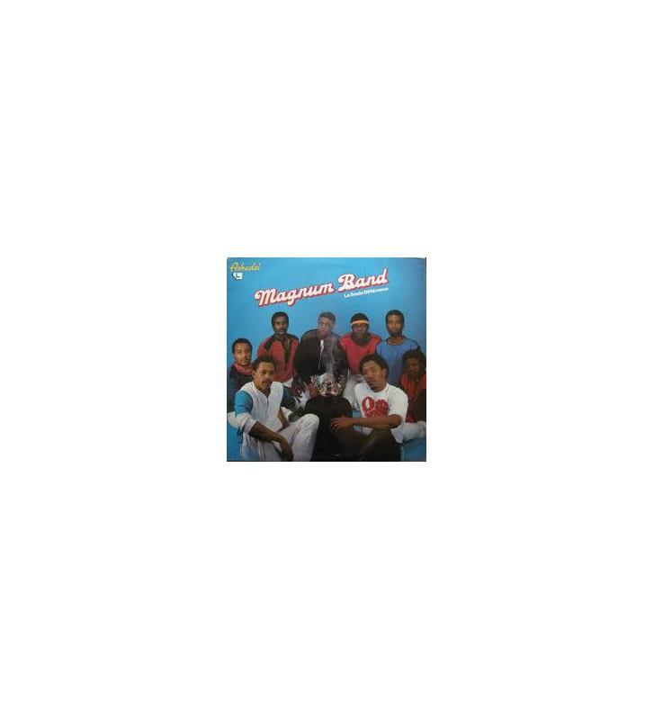Magnum Band - Ashadei (LP, Album) mesvinyles.fr