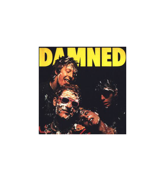 The Damned - Damned Damned Damned (LP, Album)