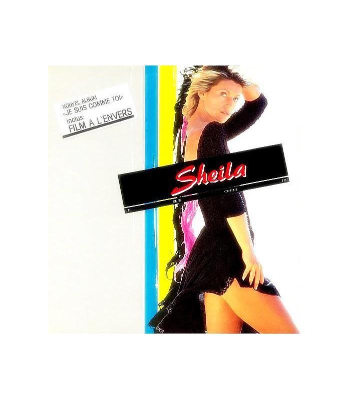 Sheila (5) - Je Suis Comme Toi (LP, Album) mesvinyles.fr