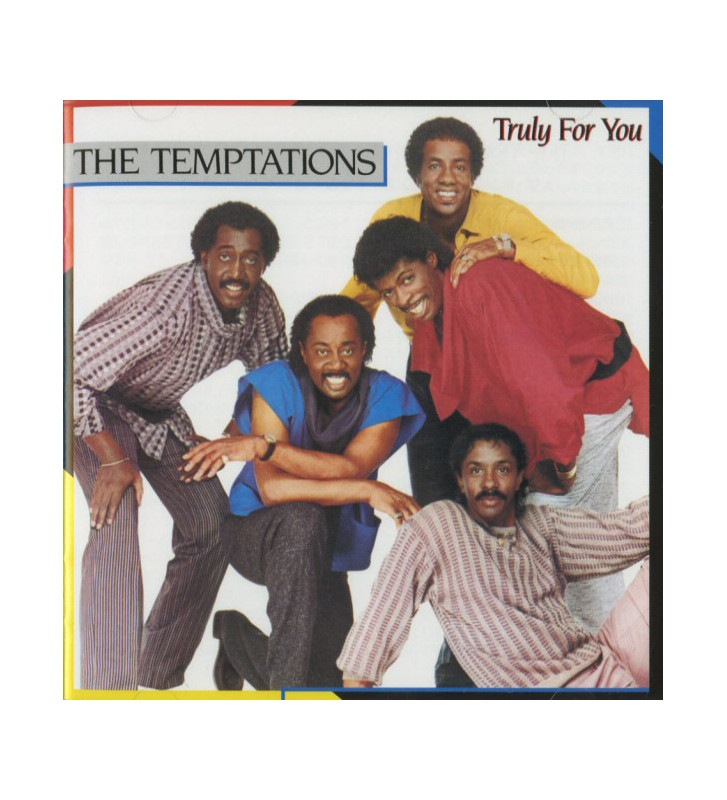 The Temptations Truly For You Lp Album
