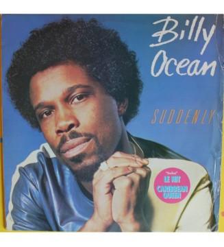 Billy Ocean - Suddenly (LP, Album)