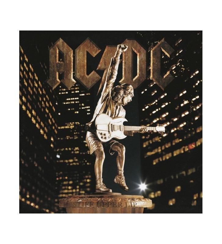 AC/DC - Stiff Upper Lip (LP, Album, RM, 180) mesvinyles.fr