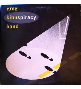Greg Kihn Band - Kihnspiracy (LP, Album) mesvinyles.fr