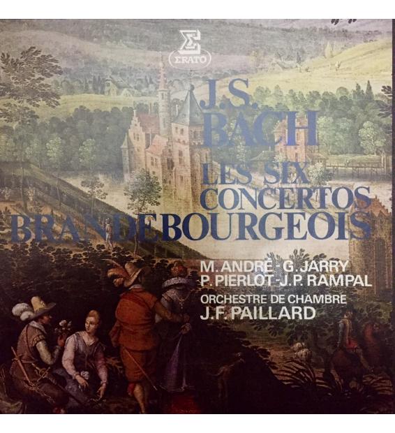 JS BACH - Les Six Concertos Brandebourgeois