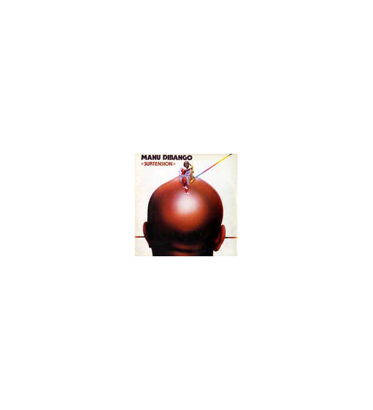 Manu Dibango - Surtension (LP) mesvinyles.fr