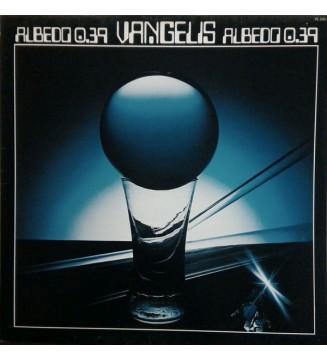 Vangelis - Albedo 0.39 (LP, Album, Gat) mesvinyles.fr