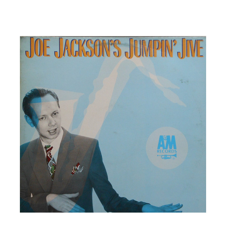 Joe Jackson - Joe Jackson's Jumpin' Jive (LP, Album) mesvinyles.fr