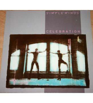 Simple Minds - Celebration (LP, Comp) mesvinyles.fr