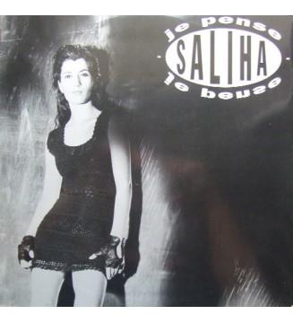 "Saliha - Je Pense (12"") mesvinyles.fr"