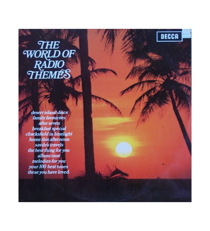 Various - The World Of Radio Themes (LP, Comp) mesvinyles.fr