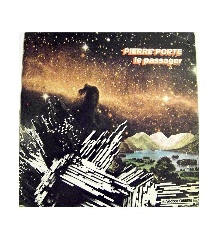 Pierre Porte - Le Passager (LP, Album) mesvinyles.fr