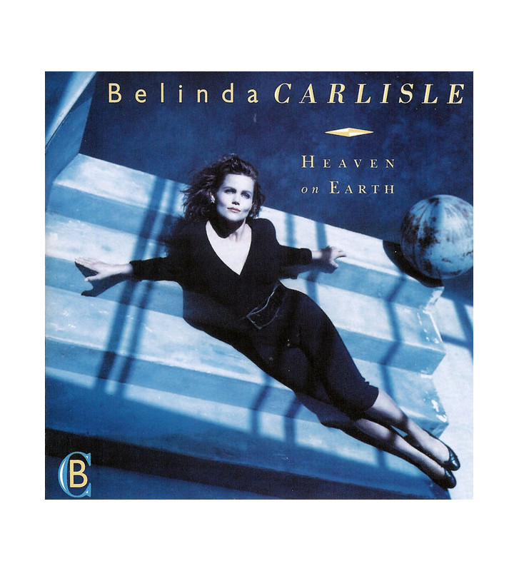 Belinda Carlisle - Heaven On Earth (LP, Album) mesvinyles.fr
